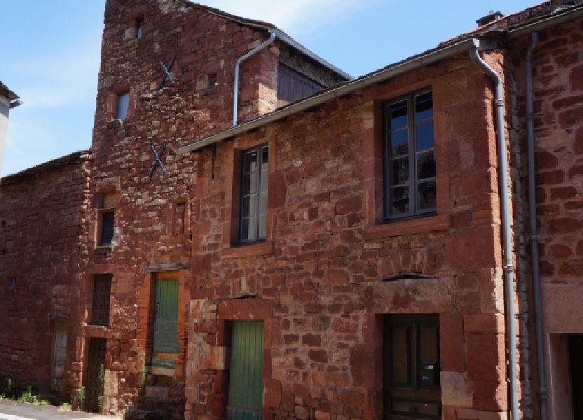Maison à vendre 90m2 à Clairvaux-d'Aveyron