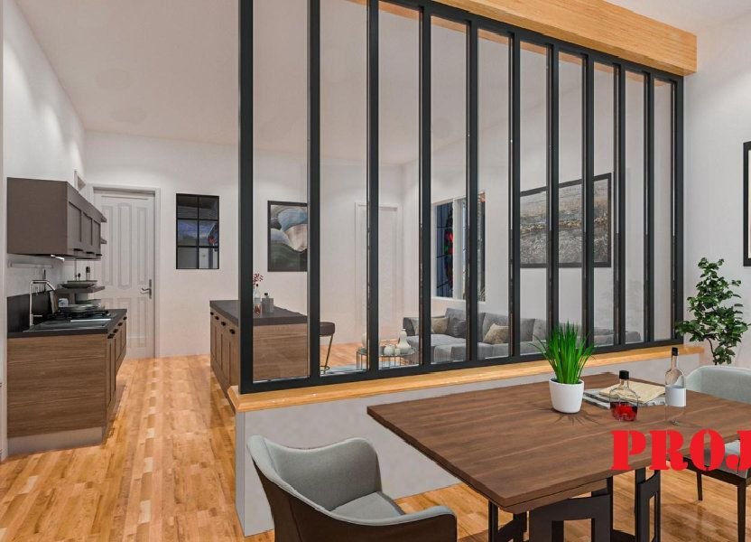 Appartement à vendre 67m2 à Rodez
