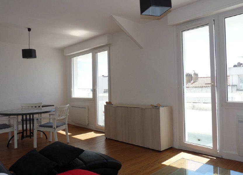 Appartement à vendre 52.68m2 à Royan