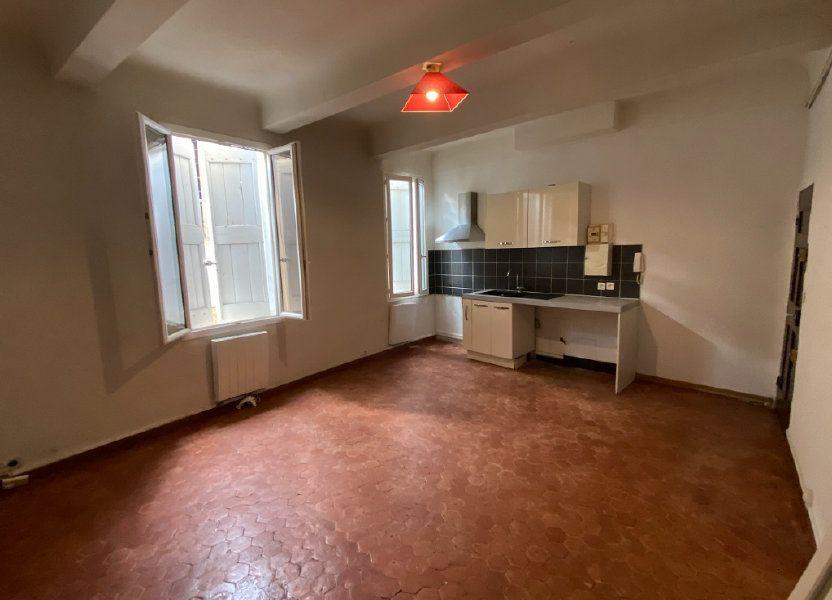 Appartement à vendre 34.5m2 à Manosque