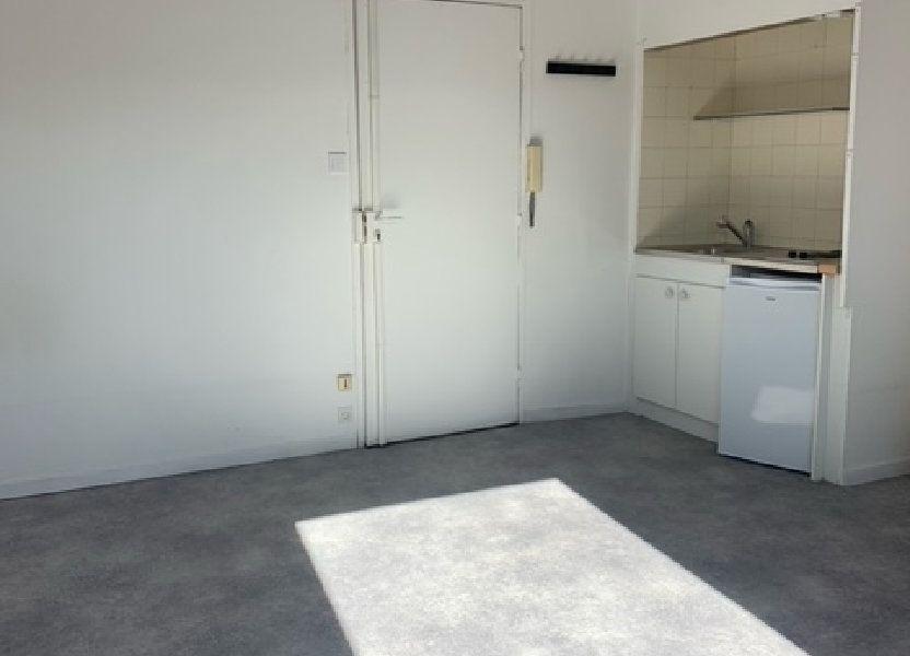 Appartement à louer 17.35m2 à Muret