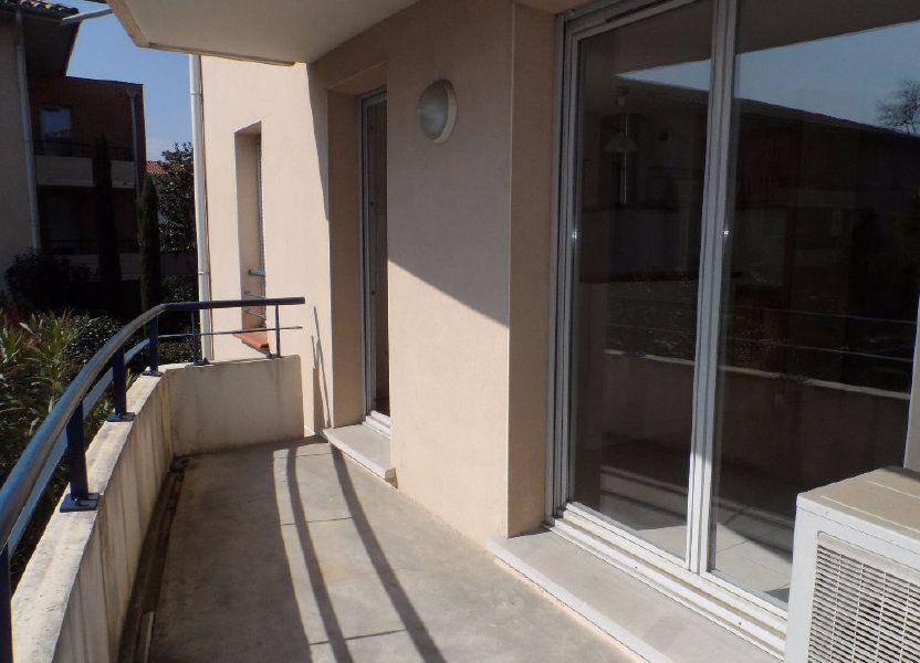 Appartement à louer 46.72m2 à Toulouse