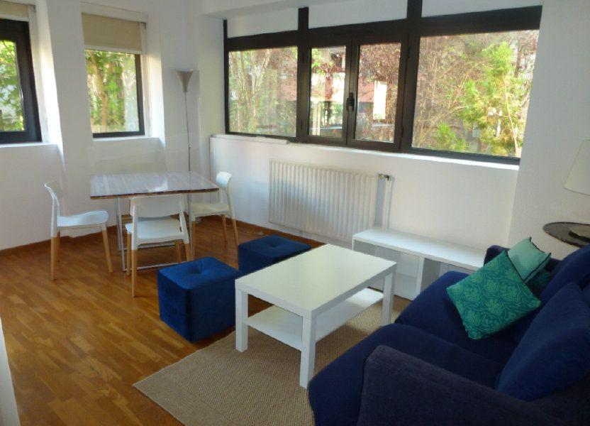 Appartement à louer 48m2 à Toulouse