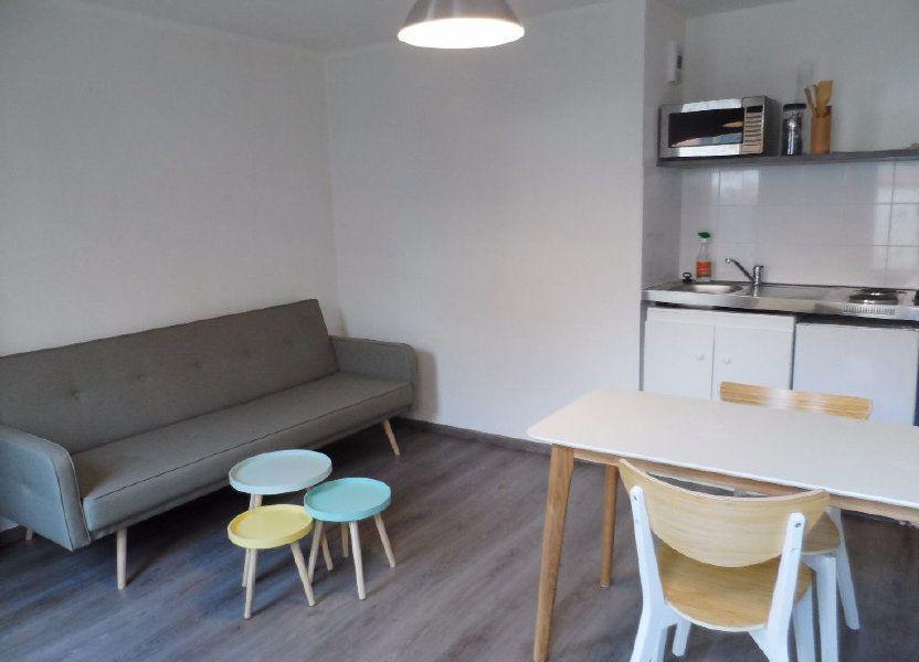 Appartement à louer 22.68m2 à Toulouse
