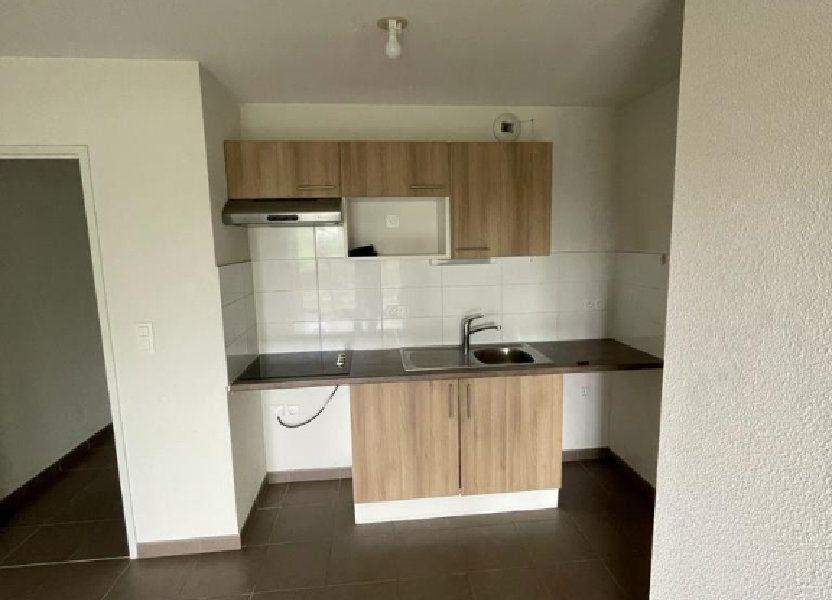 Appartement à louer 57.51m2 à Tournefeuille