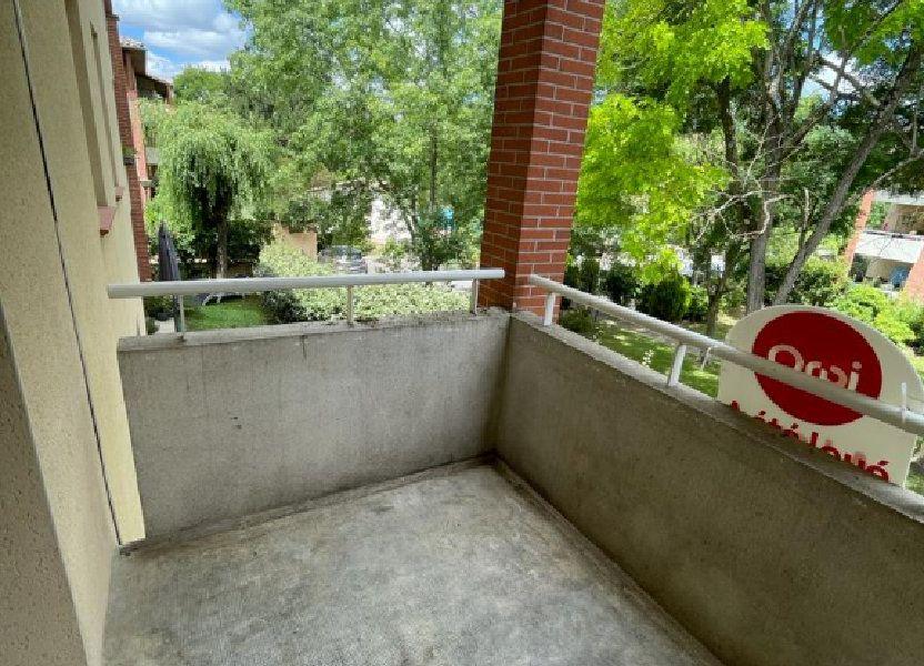 Appartement à louer 39.06m2 à Toulouse