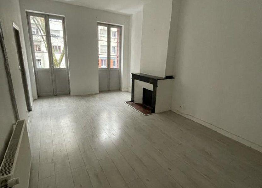 Appartement à louer 65.24m2 à Toulouse