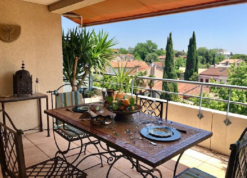 Appartement à louer 136.84m2 à Toulouse