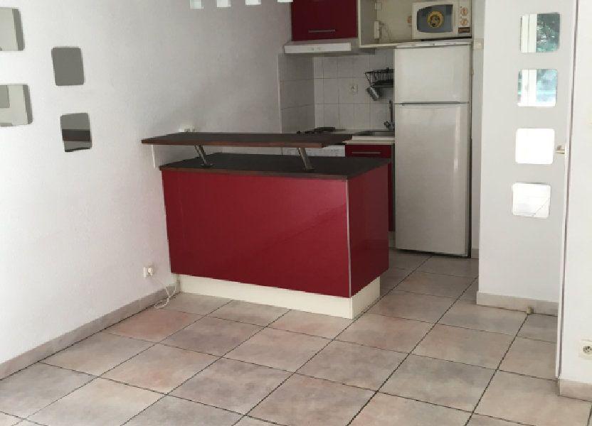 Appartement à louer 33.7m2 à Toulouse