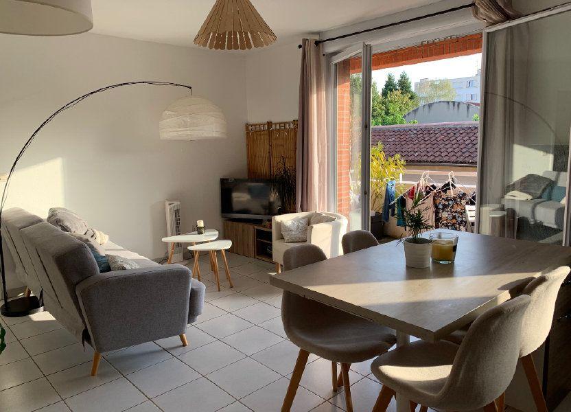 Appartement à louer 41.86m2 à Toulouse
