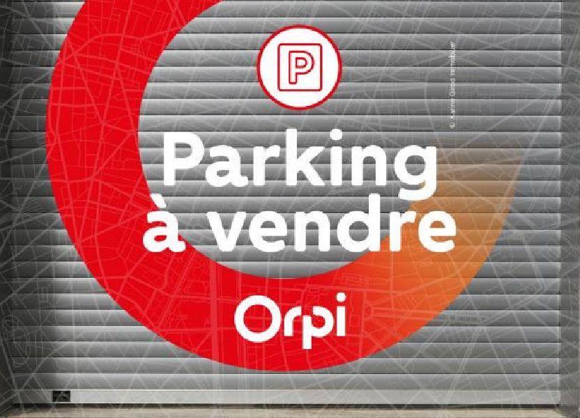 Stationnement à vendre 12m2 à Toulouse