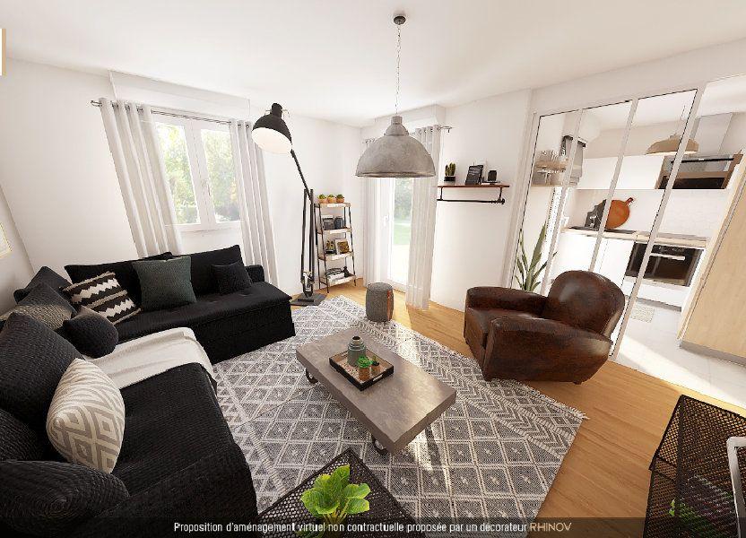 Appartement à vendre 38.5m2 à Toulouse