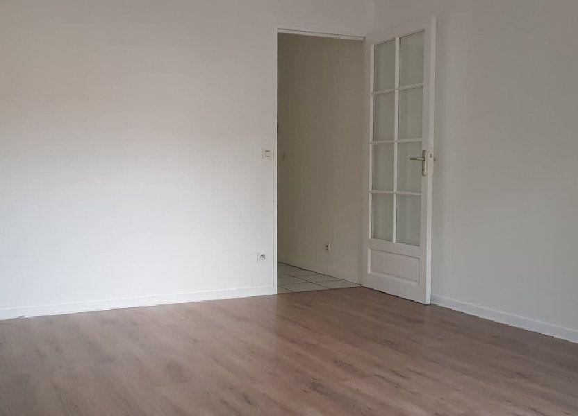 Appartement à louer 59.47m2 à Toulouse