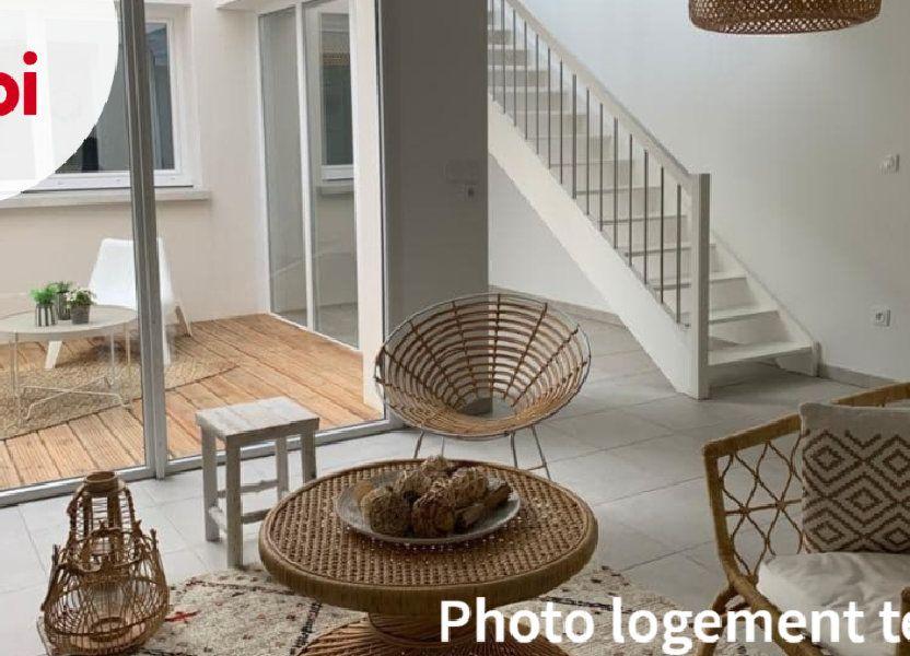 Maison à louer 102.09m2 à Toulouse