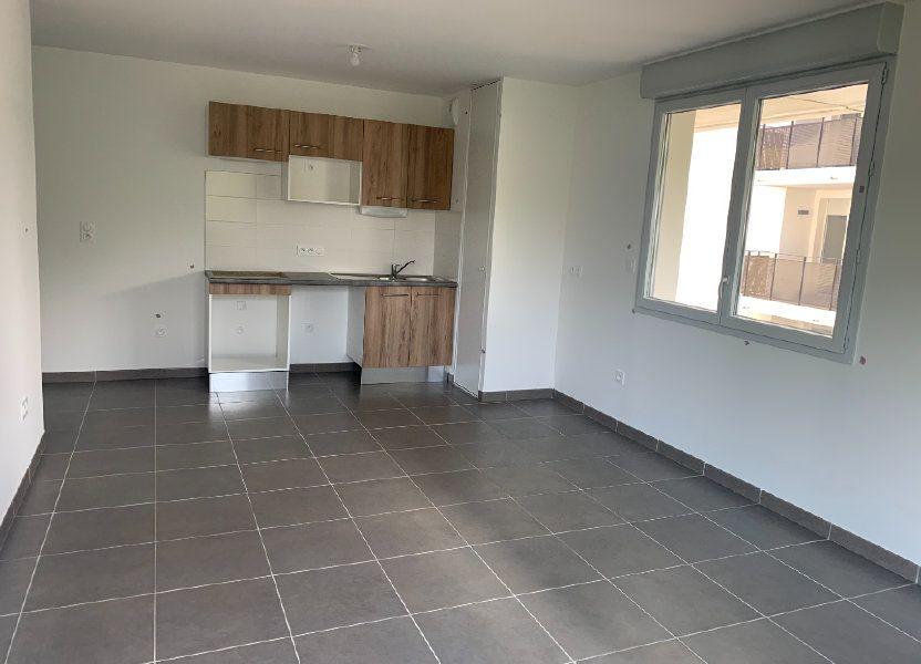 Appartement à louer 61.58m2 à Toulouse