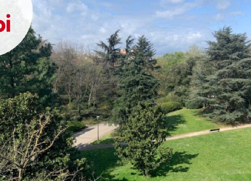 Appartement à louer 96.31m2 à Toulouse