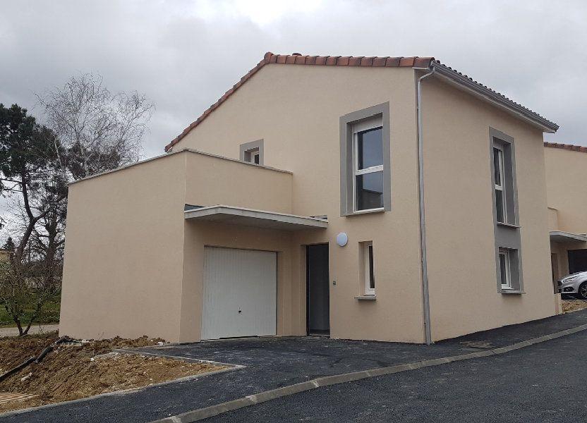 Maison à louer 88.58m2 à Rouffiac-Tolosan