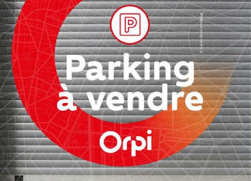 Stationnement à vendre 0m2 à Ramonville-Saint-Agne