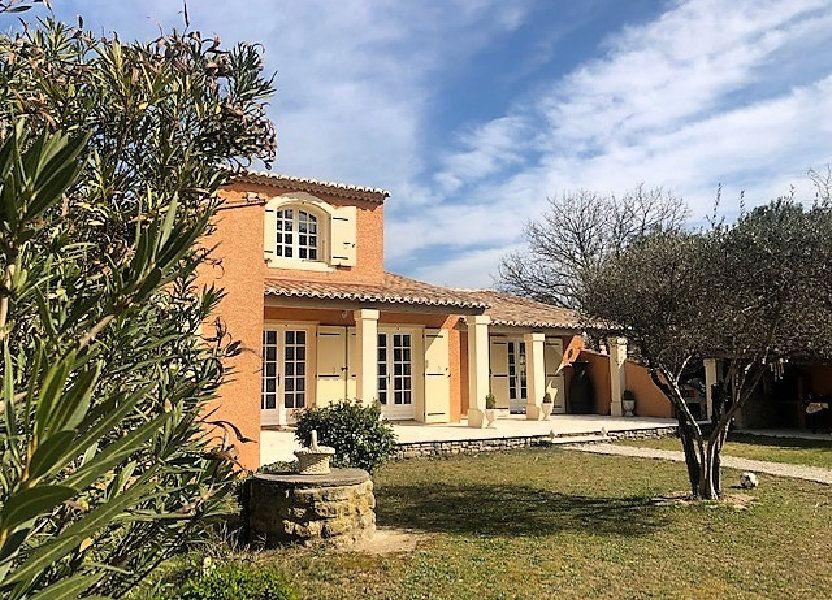 Maison à vendre 158m2 à Saint-Paul-Trois-Châteaux