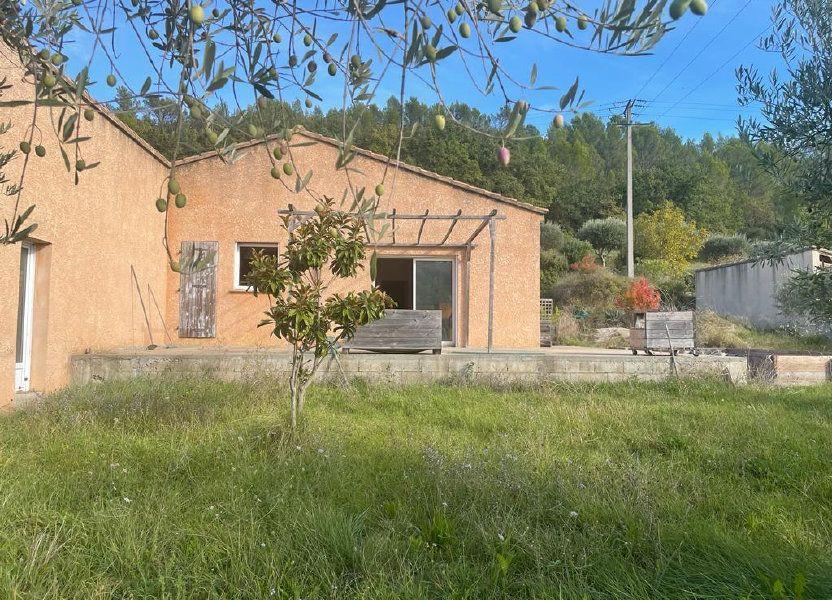Maison à vendre 119m2 à Saint-Montan