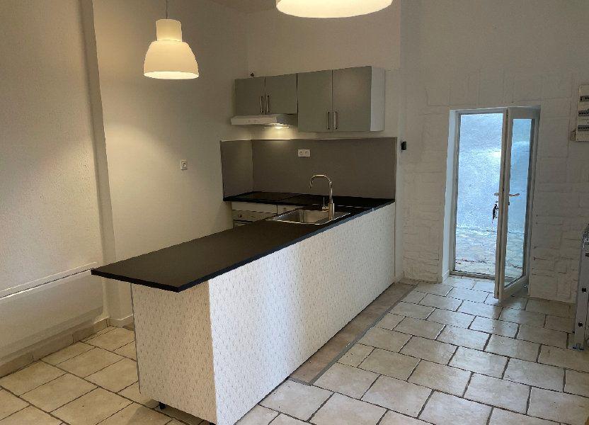 Appartement à louer 77m2 à Donzère