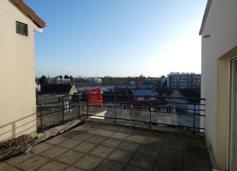 Appartement à vendre 42m2 à Vaires-sur-Marne