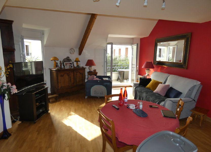 Appartement à vendre 86.5m2 à Vaires-sur-Marne