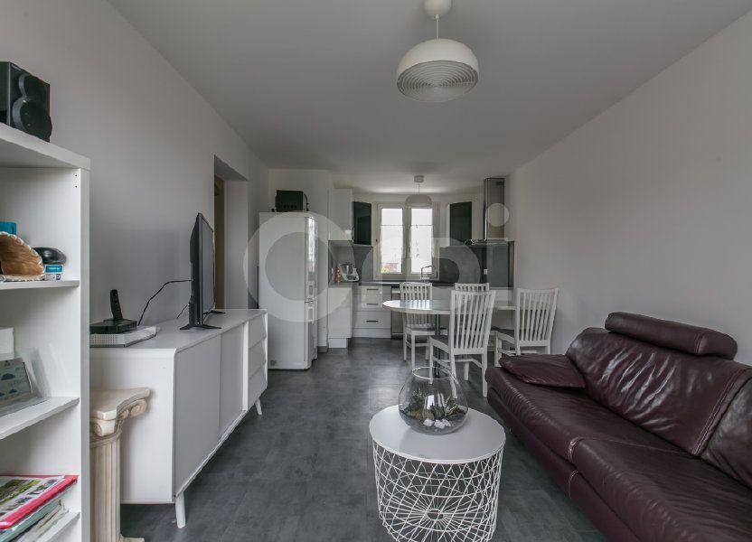 Appartement à louer 55.5m2 à Vaires-sur-Marne