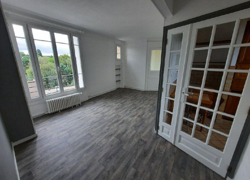 Appartement à louer 57m2 à Clamart
