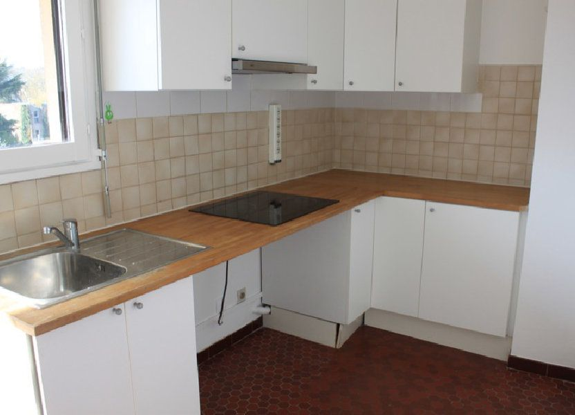 Appartement à louer 74.83m2 à Clamart