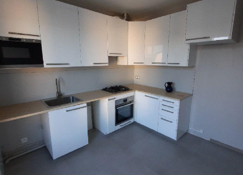 Appartement à louer 52.19m2 à Clamart