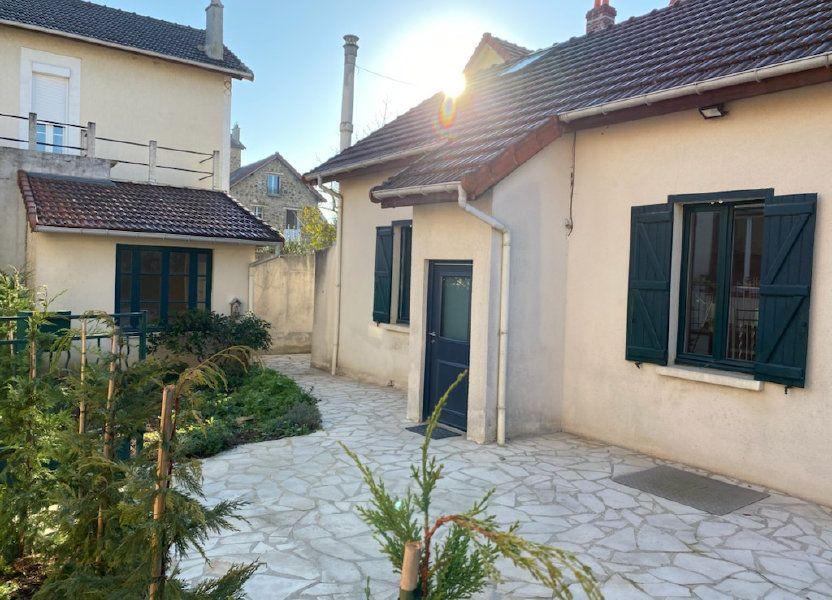 Maison à vendre 85.79m2 à Clamart
