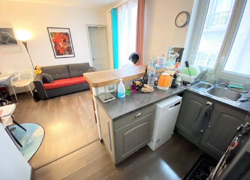 Appartement à vendre 38m2 à Malakoff
