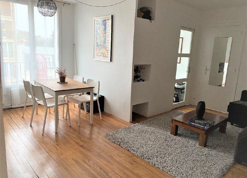 Appartement à vendre 50m2 à Clamart