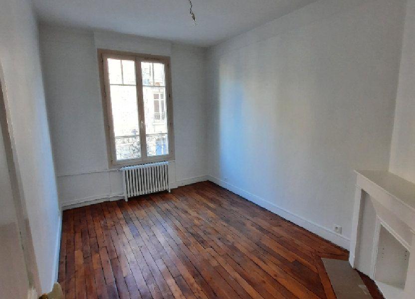 Appartement à louer 42.37m2 à Clamart
