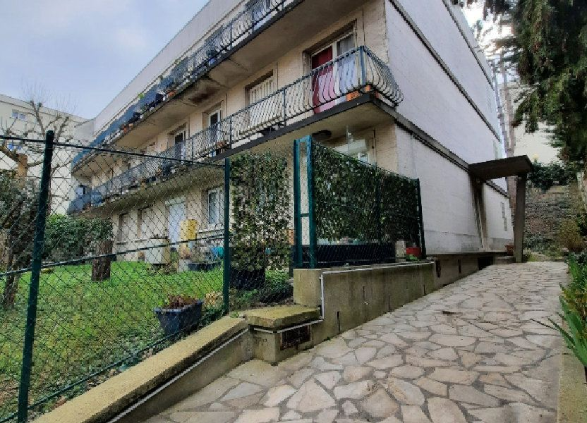 Appartement à louer 25m2 à Clamart
