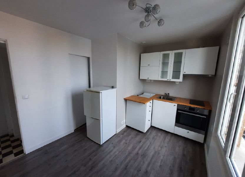 Appartement à louer 27.83m2 à Clamart