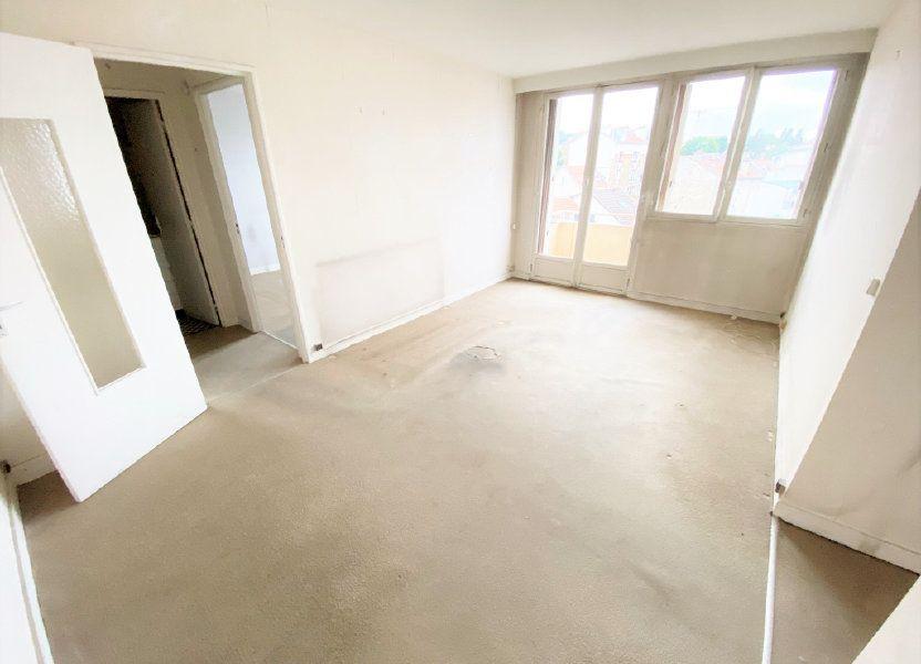 Appartement à vendre 54m2 à Clamart