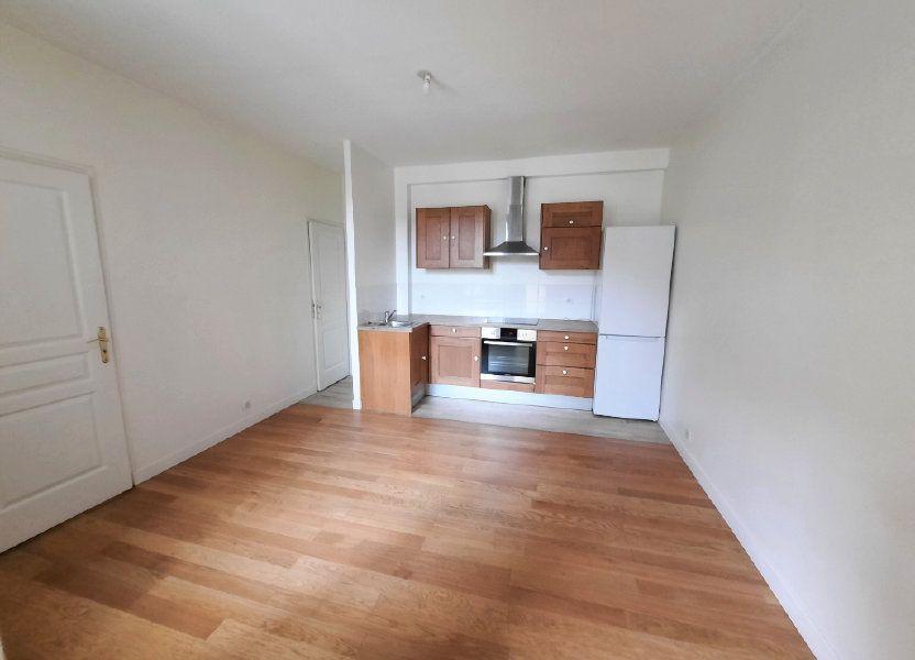 Appartement à louer 33.5m2 à Malakoff