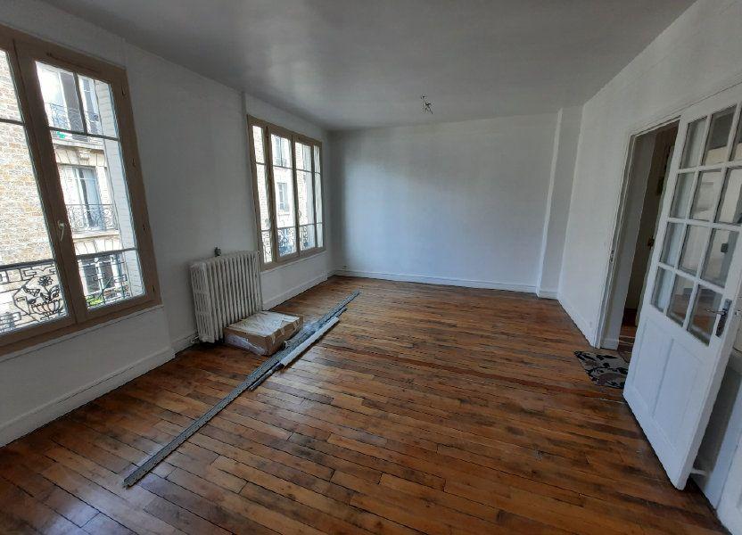 Appartement à louer 42.11m2 à Clamart