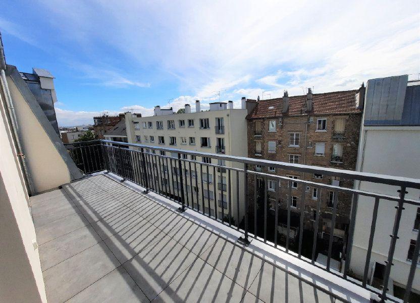 Appartement à louer 75.91m2 à Clamart