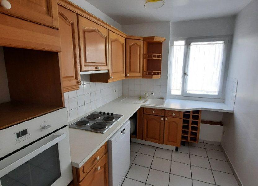 Appartement à louer 78.24m2 à Clamart