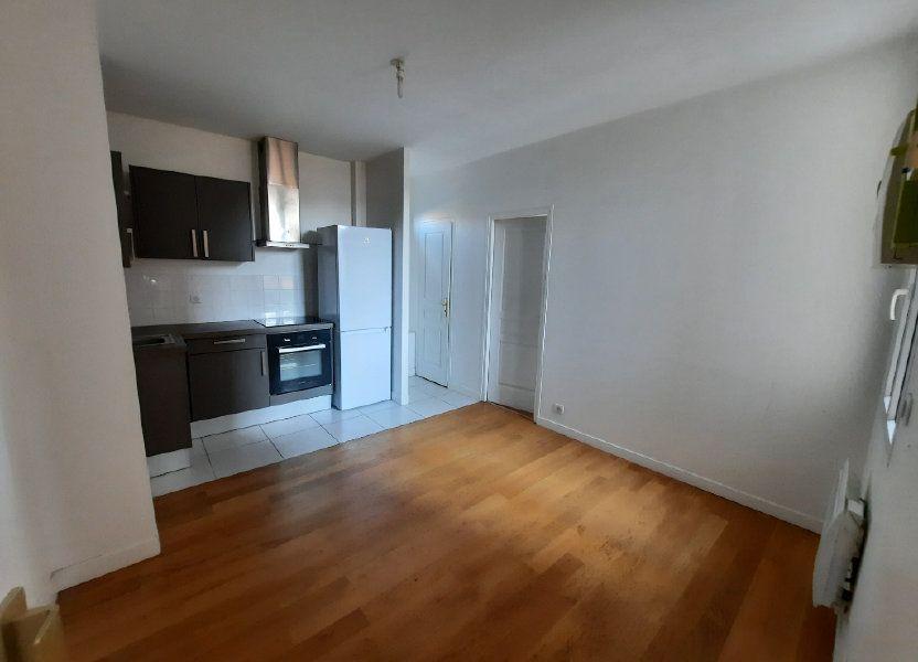 Appartement à louer 29.94m2 à Malakoff