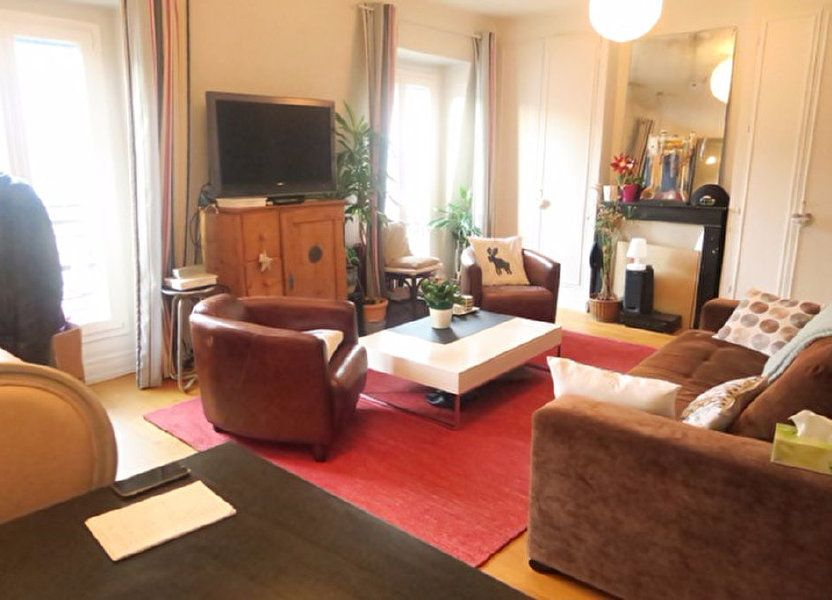 Appartement à louer 47m2 à Paris 14