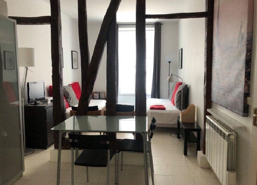 Appartement à louer 24.5m2 à Paris 14