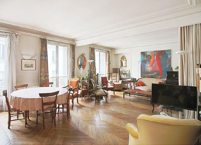 Appartement à vendre 115.67m2 à Paris 6