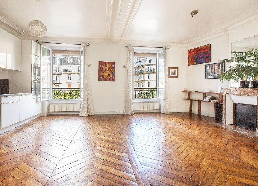 Appartement à vendre 106m2 à Paris 13