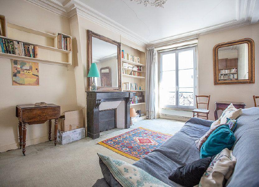 Appartement à vendre 51m2 à Paris 14