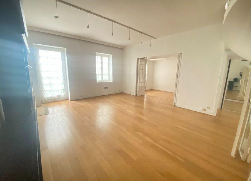 Appartement à vendre 148.57m2 à Paris 14