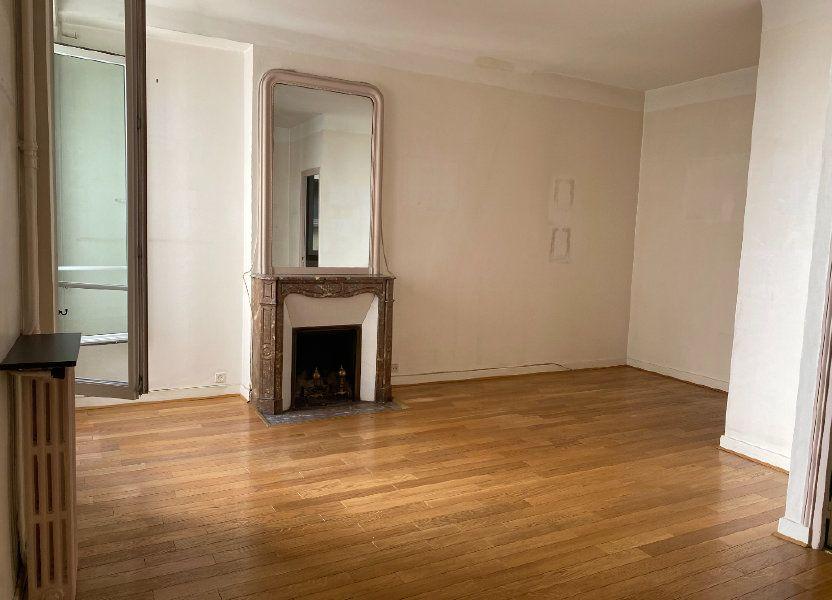Appartement à vendre 48m2 à Paris 17